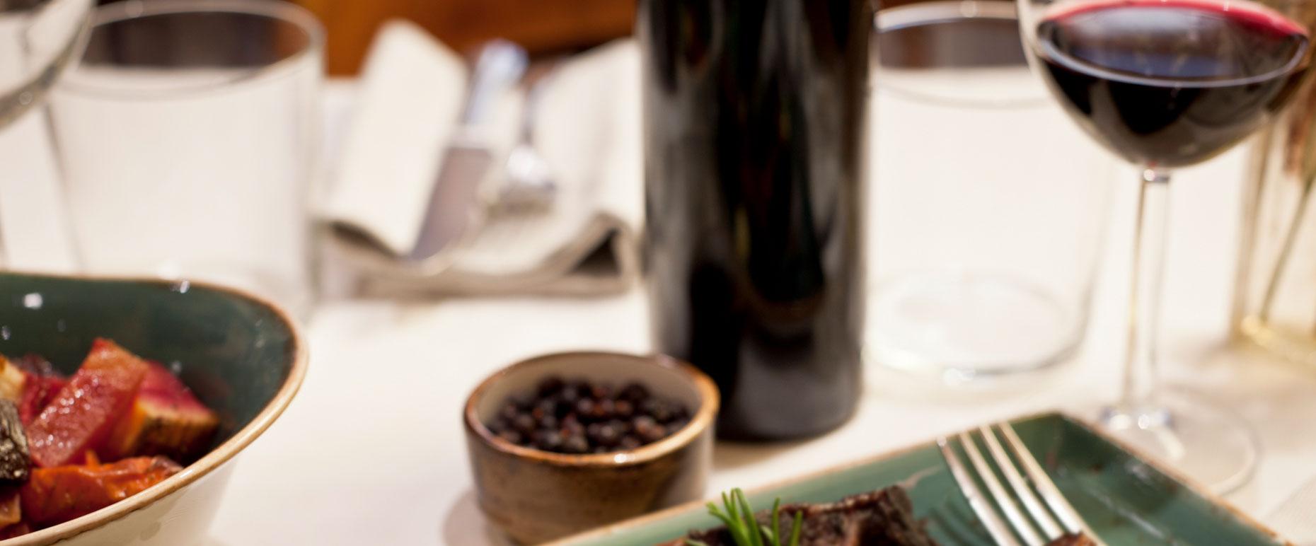 i vini - osteria - il Rovescio