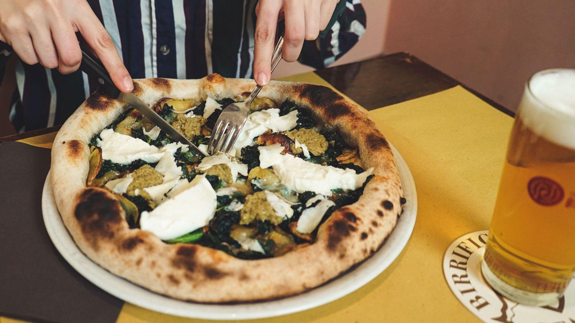 Il Rovescio Pizzeria Bologna